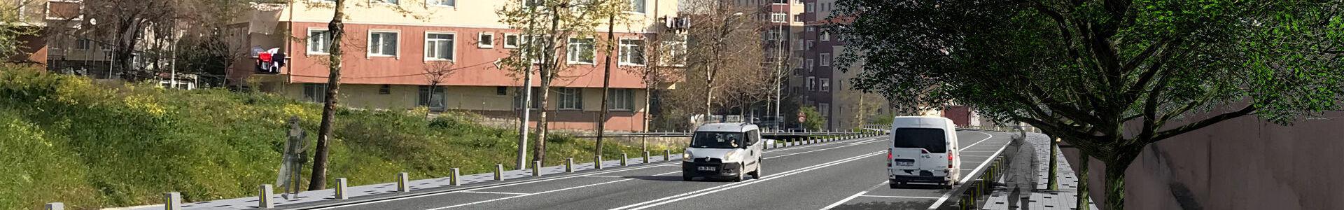 Muammer Aksoy Cadde Düzenleme