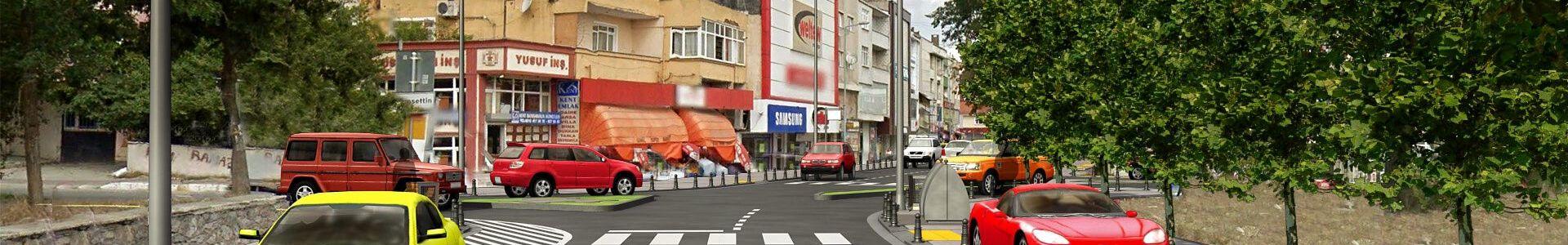 Cengiz Topel Caddesi