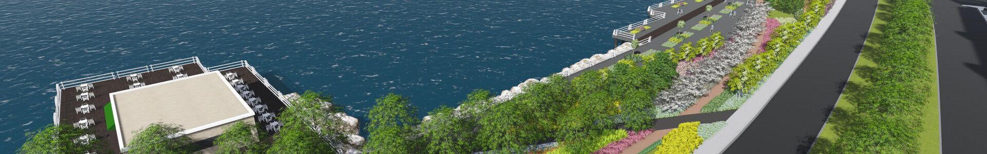 Tuzla Coastal Arrangement Project