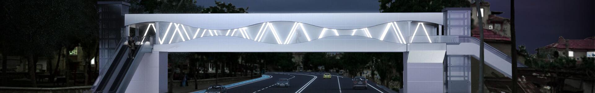 Karaman Pedestrian Bridges