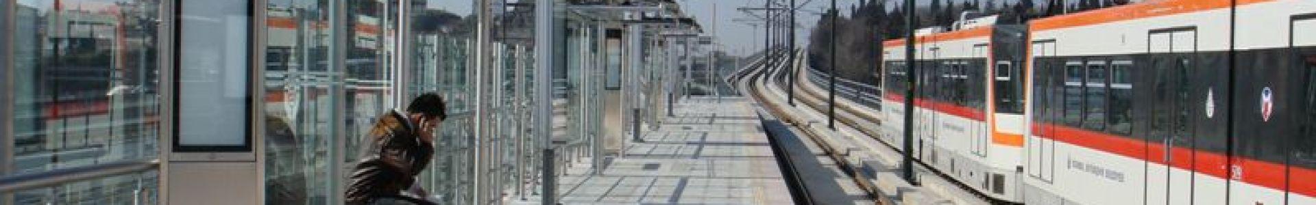 Edirnekapı Metro İstasyonu