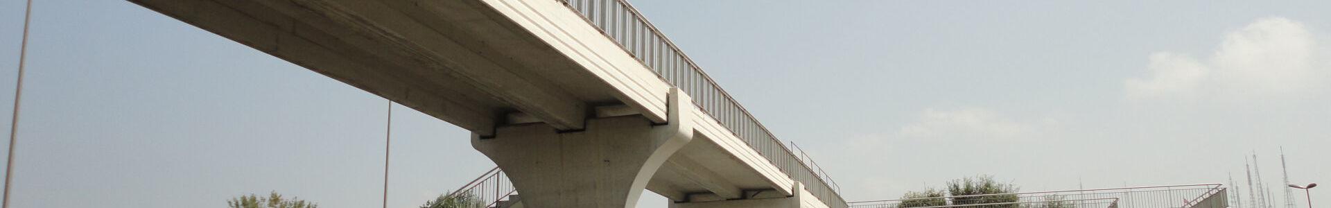 Metrobus Pedestrian Bridge