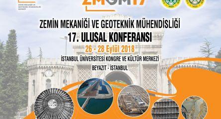 Zemin Mekaniği ve Geoteknik Mühendisliği 17. Ulusal Kongresi