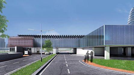 Yenibosna Transfer Merkezi