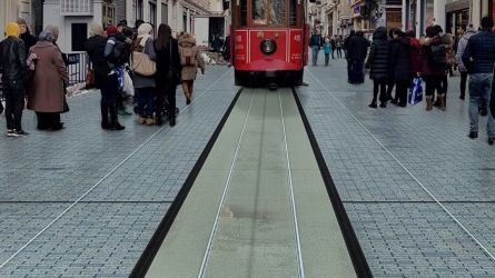 Istiklal Street Arrangement Project