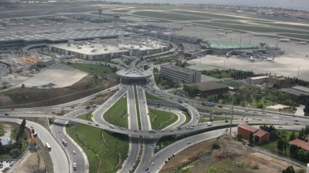 Atatürk Airport Interchange