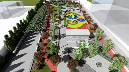 Bahçelievler Aksa Çocuk Parkı