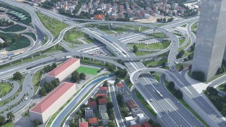 Kadıköy Uzunçayır Interchange