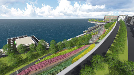 Tuzla Coastal Arrangement Project
