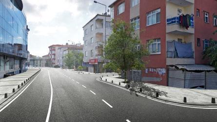Bağlar Fevzi Çakmak Caddesi