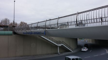 Customs Directorate Pedestrian Bridge