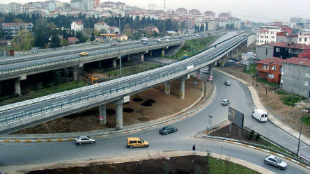 Libadiye Interchange